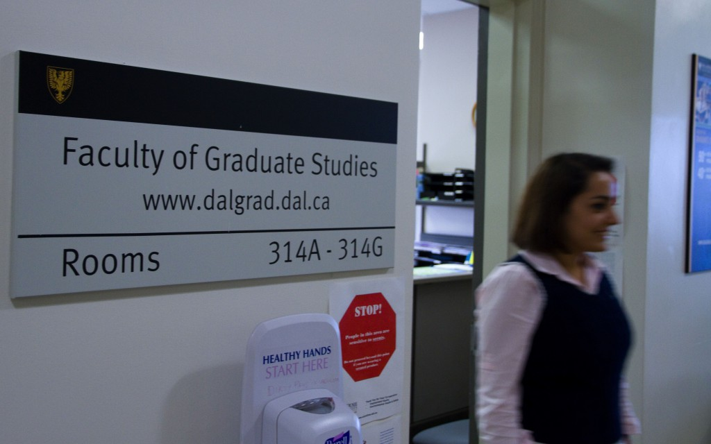 Is grad school the right choice for you? (photo by Bryn Karcha)