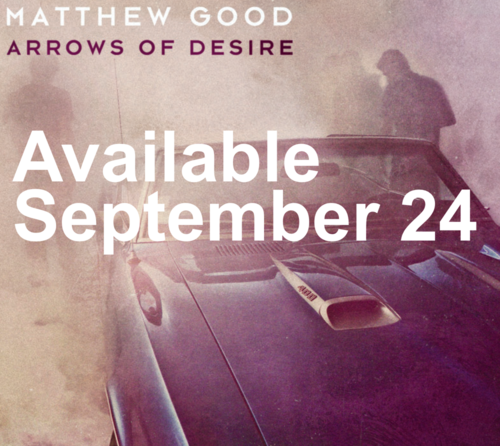 "Matthew Good's ""Arrow of Desire"" (press photo)"