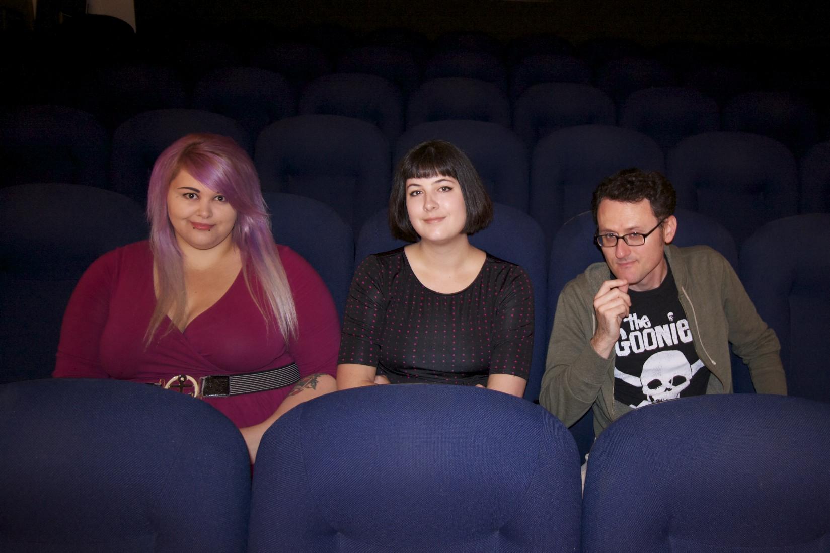 Cult movie buffs rejoice! (photo by Alice Hebb)