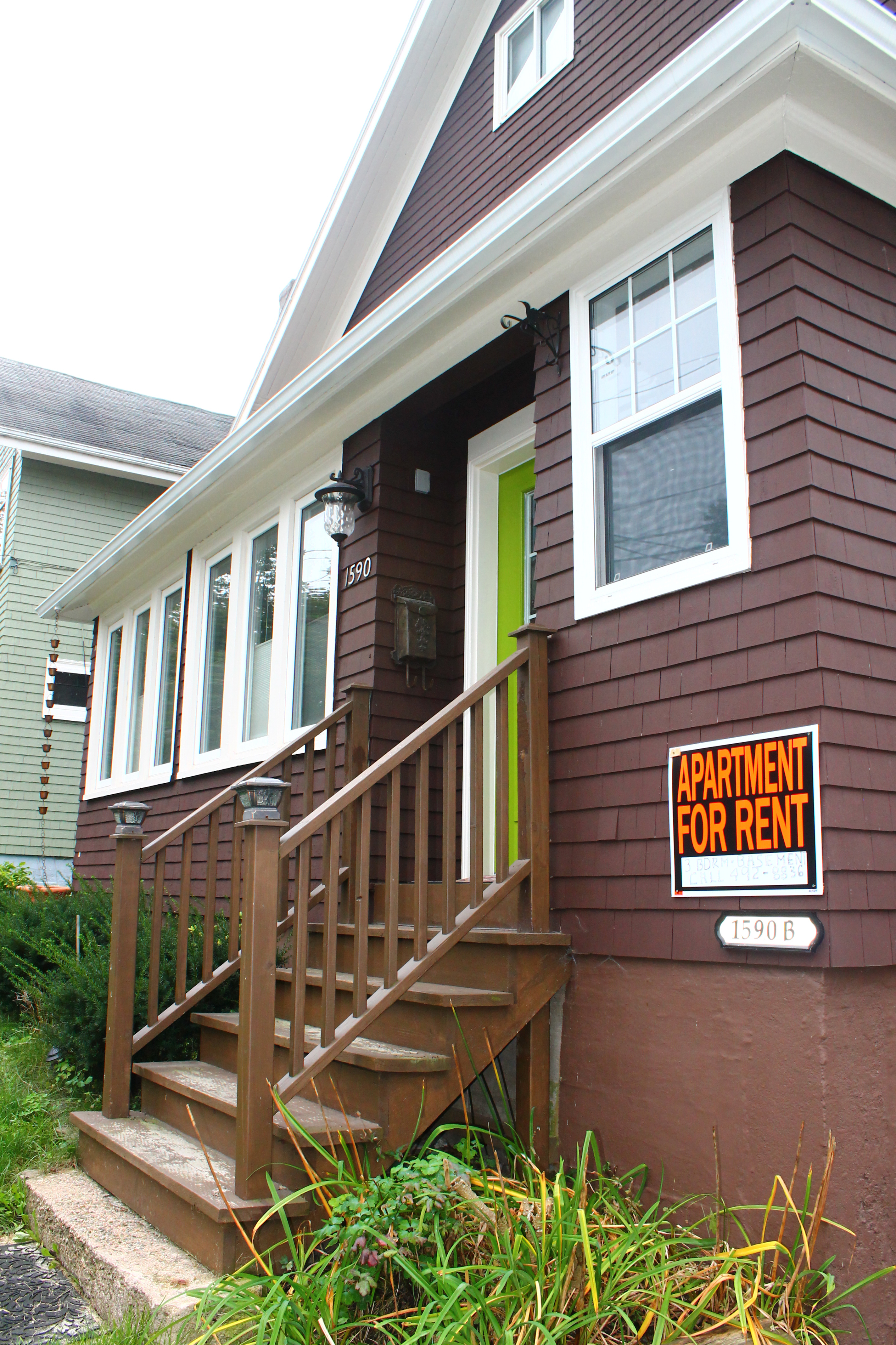 Check out the Access Nova Scotia website for info on tenant rights and responsibilities (Photo by Amanda Rolfe)