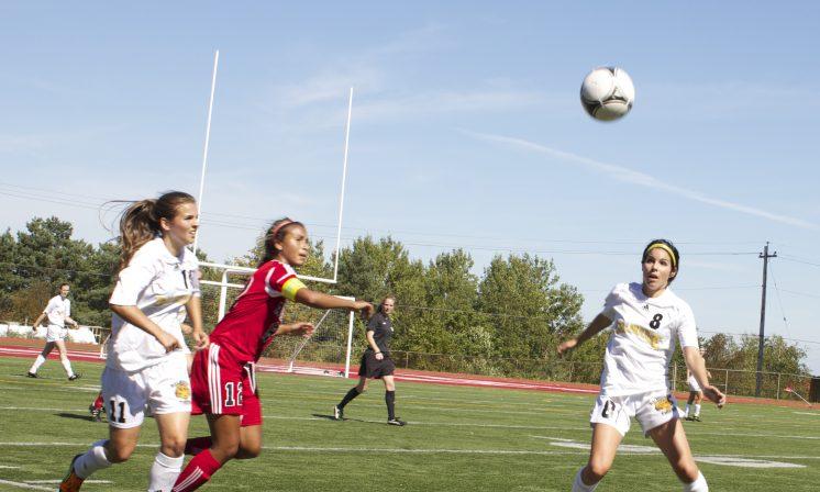Women's soccer earn two well-deserved wins
