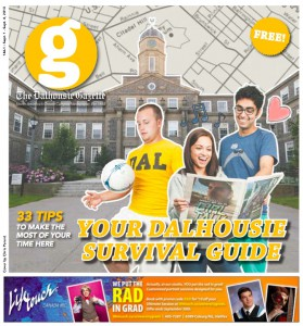 O-Week issue (Sept. 2013)