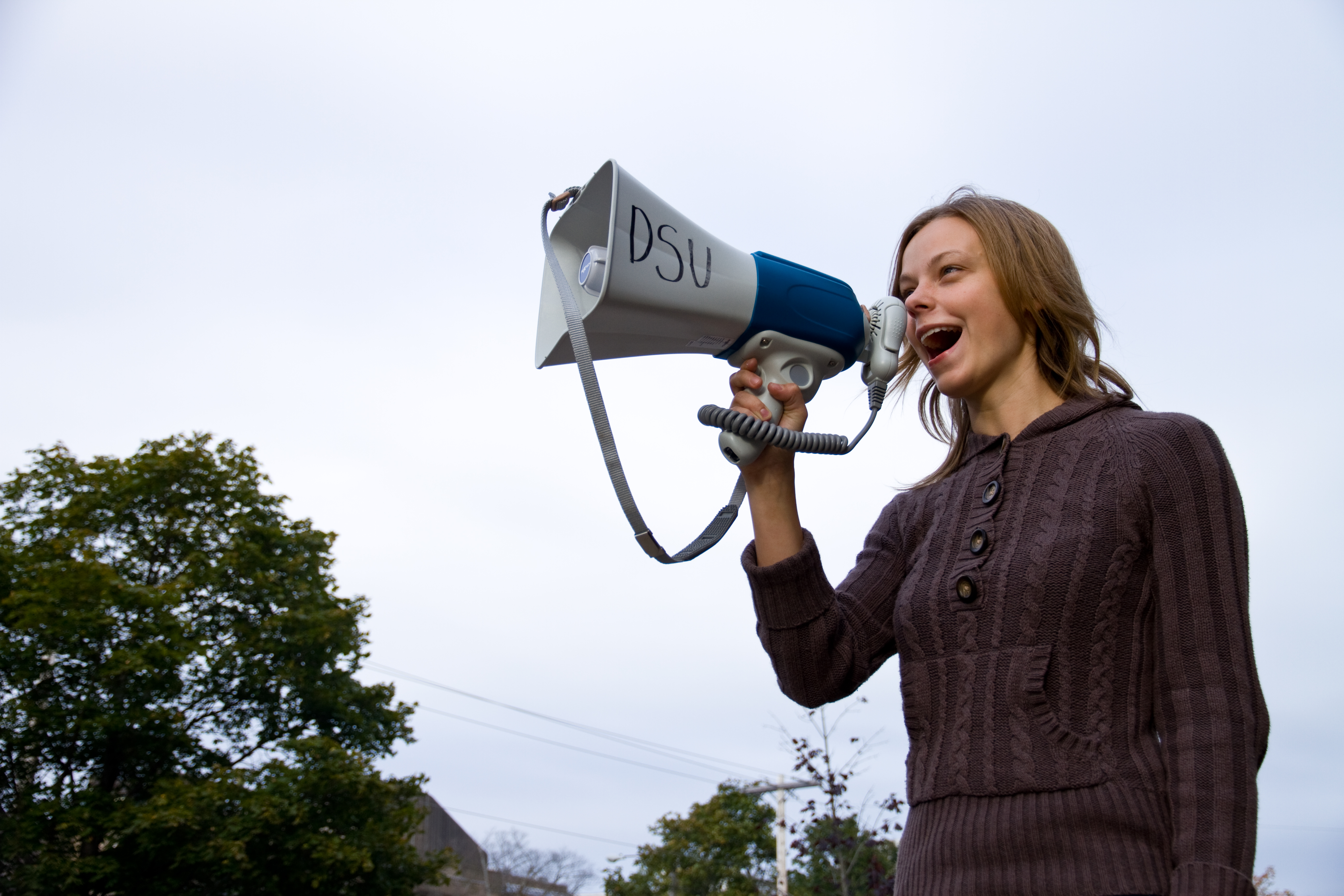Misconceptions of the word call of the goals of feminism into question (photo by Bryn Karcha)