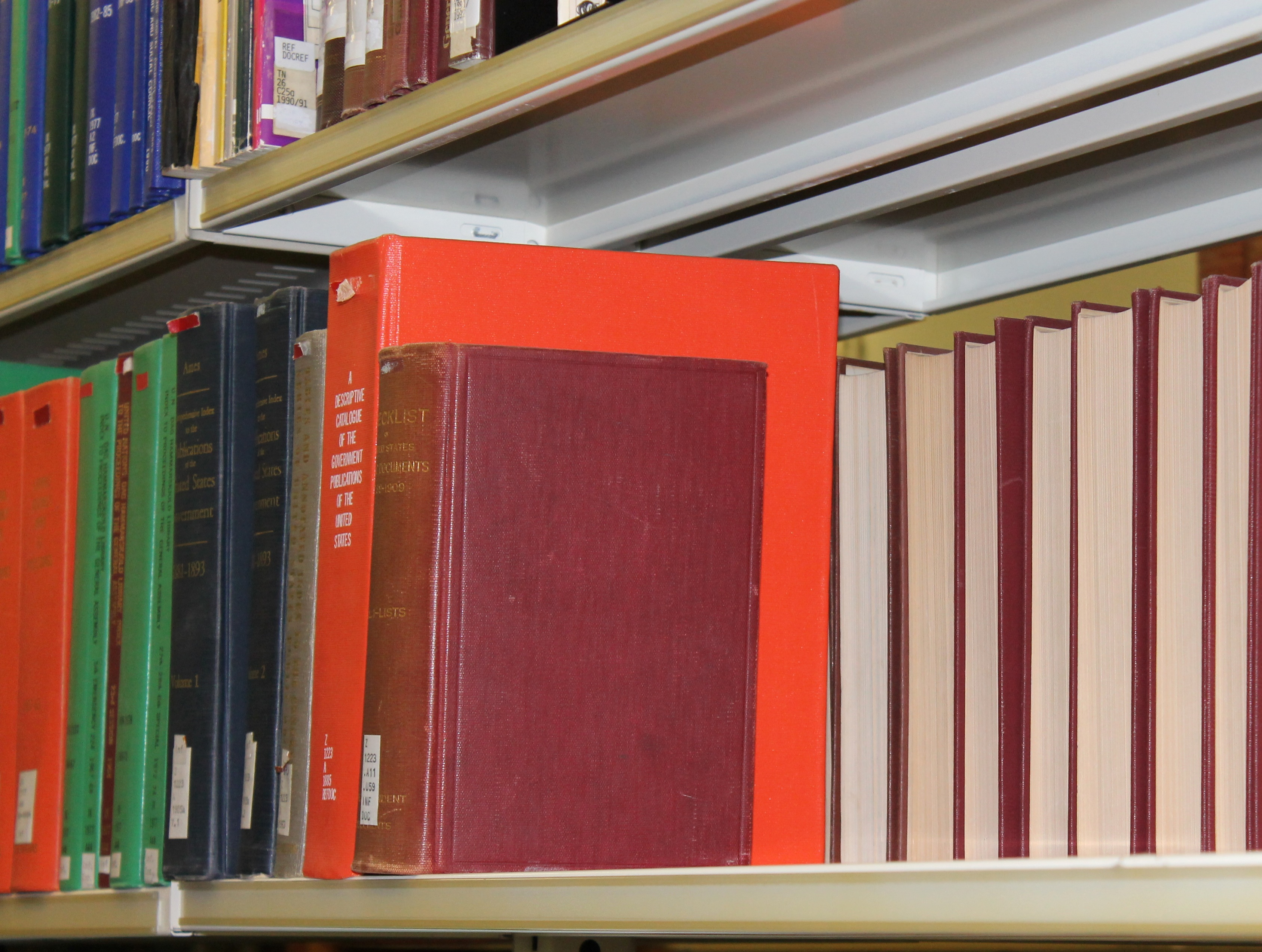 The Killam Library cannot afford any new acquisitions (photo by Asrar UlHaq)