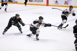 The Panthers pounced on Dal for the second time in three games (Photo by Nick Pierce)