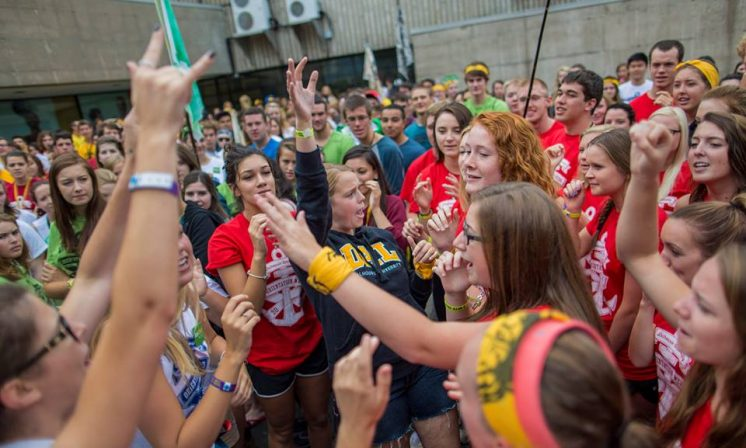 VIDEO: Dalhousie University O-Week 2013