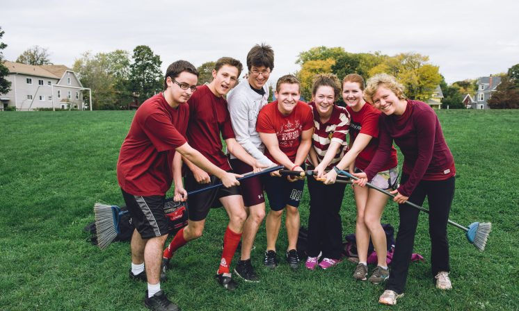 Quidditch tournament brings fiction to life