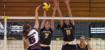 Back-to-back titles the goal for women's volleyball