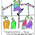 Jocular Impluse by Anriuddha Waje from Gazette issue 146-06