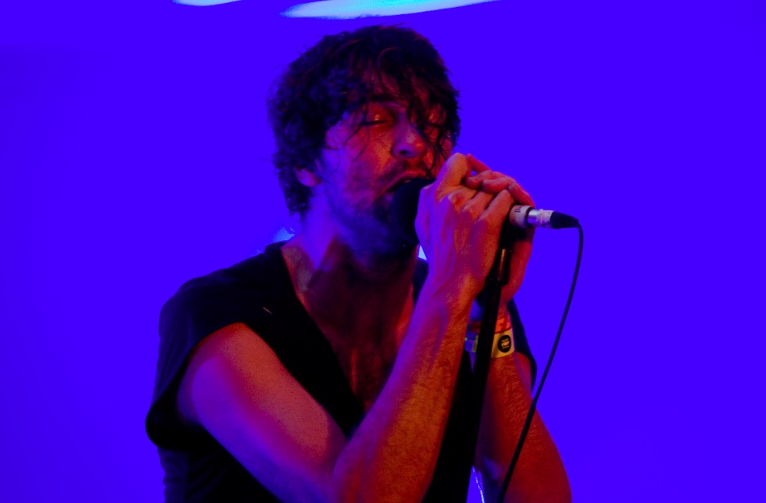 Japandroids helped close Halifax Pop Explosion last Saturday (Photo by Bryn Karcha)