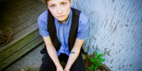 Halifax's 23-year-old folk pop prodigy (press photo)