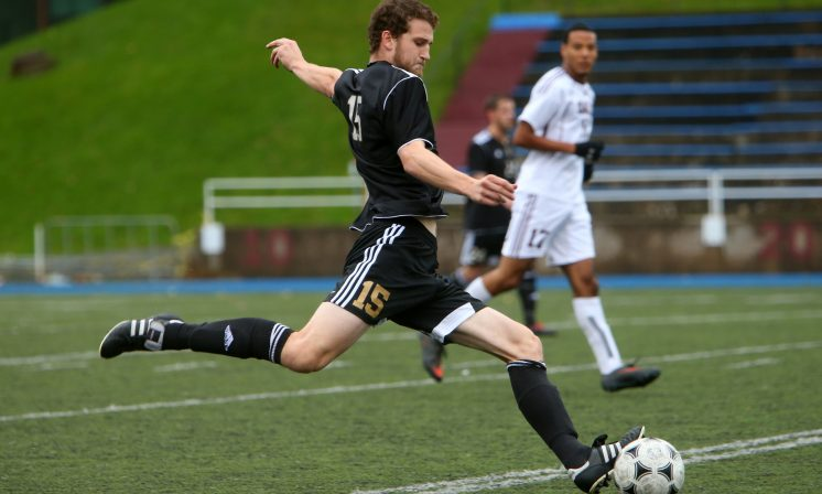 Men's soccer leave playoffs empty handed
