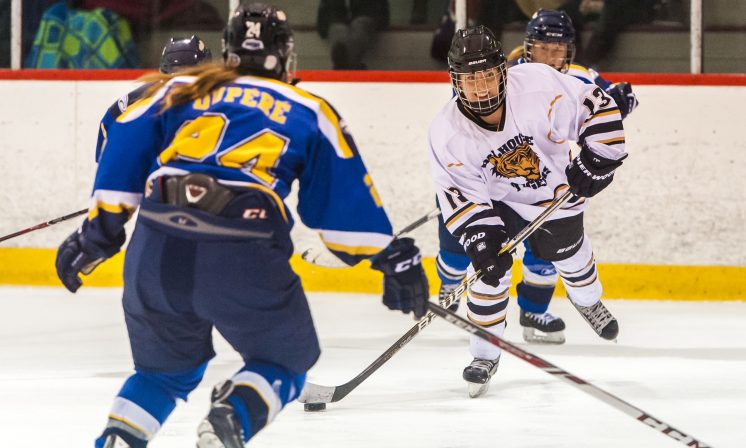 The Water Cooler: Dalhousie hockey, VPSL and Sochi 2014