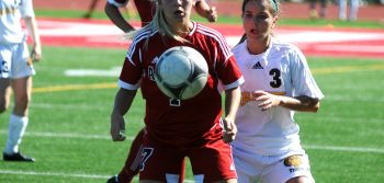Threepeat chance cut short for women's soccer