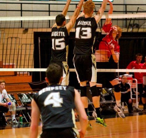 Men's volleyball looks to re-assert dominance