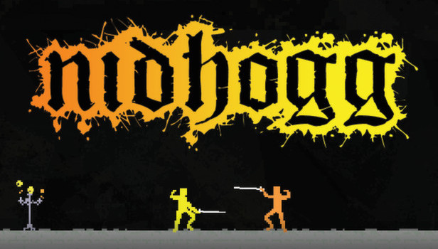 Why aren't you playing: Nidhogg