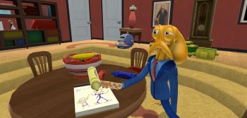 Why aren't you playing: Octodad: Deadliest Catch