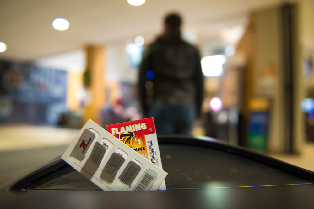 Winter tuition may be due, but gambling is not the answer. (Photo by Amin Helal)