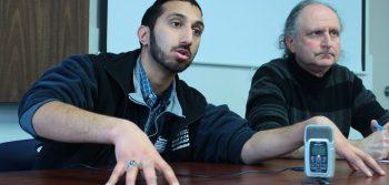 Ottawa man facing deportation speaks at Dal