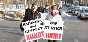 UNB faculty's demand unreasonable