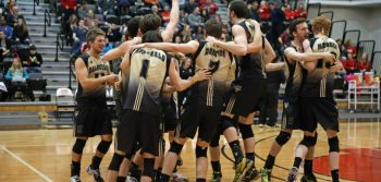 Championship redemption for men's volleyball