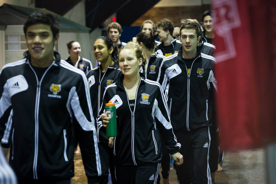A strong Dalhousie swim team hopes to get even stronger in the years ahead. (Photo by Dustin Silvey)