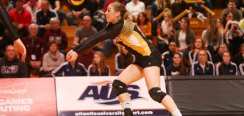 Women's volleyball second to none