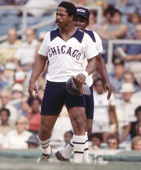 1. Chicago White Shorts