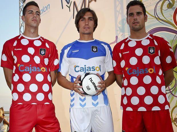 4. Innumerable soccer jerseys