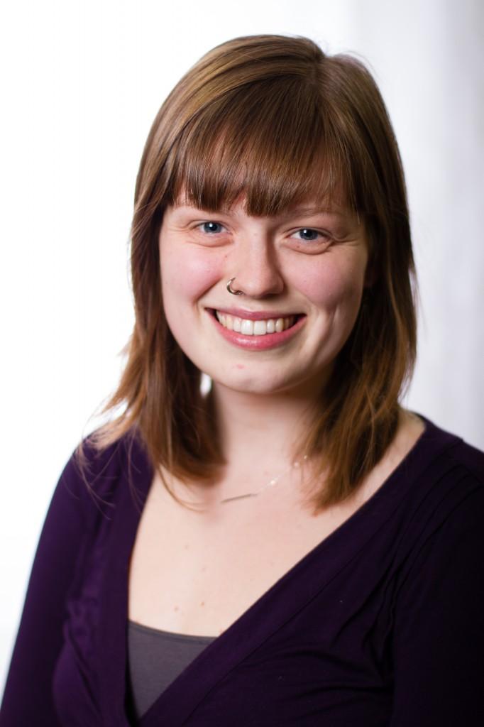 DSU President candidate Alexandra Killham (Photo by Bryn Karcha, DSU)