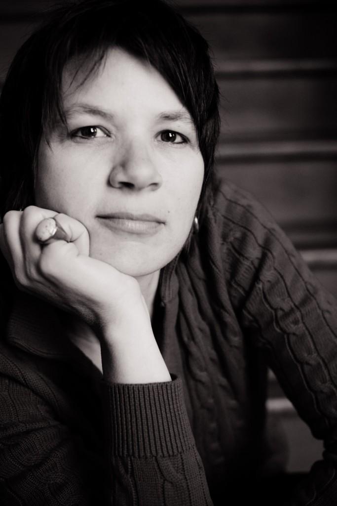 Liz Marshall: Canadian activist and filmmaker. (Press photo)