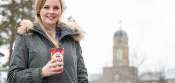 International Student Profile: Desirée Nouwen