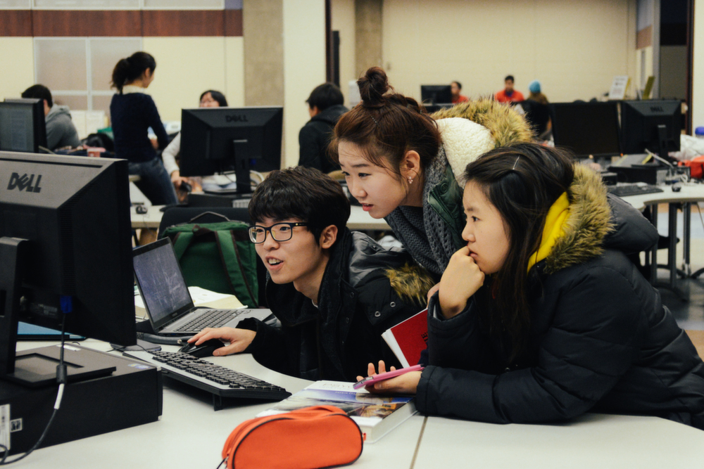 Fewer and fewer international students are applying to Dalhousie. (Photo by Kit Moran)