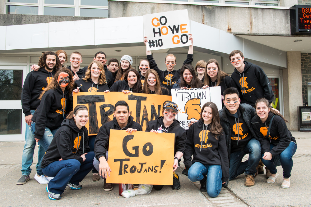 Today's Dalhousie students are speaking out with a resolve unlike we've seen in some time. (Photo by Chris Parent)