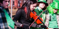St. Paddy's Day: When all songs Irish-sounding are unleashed. (Photo by Chris Parent)