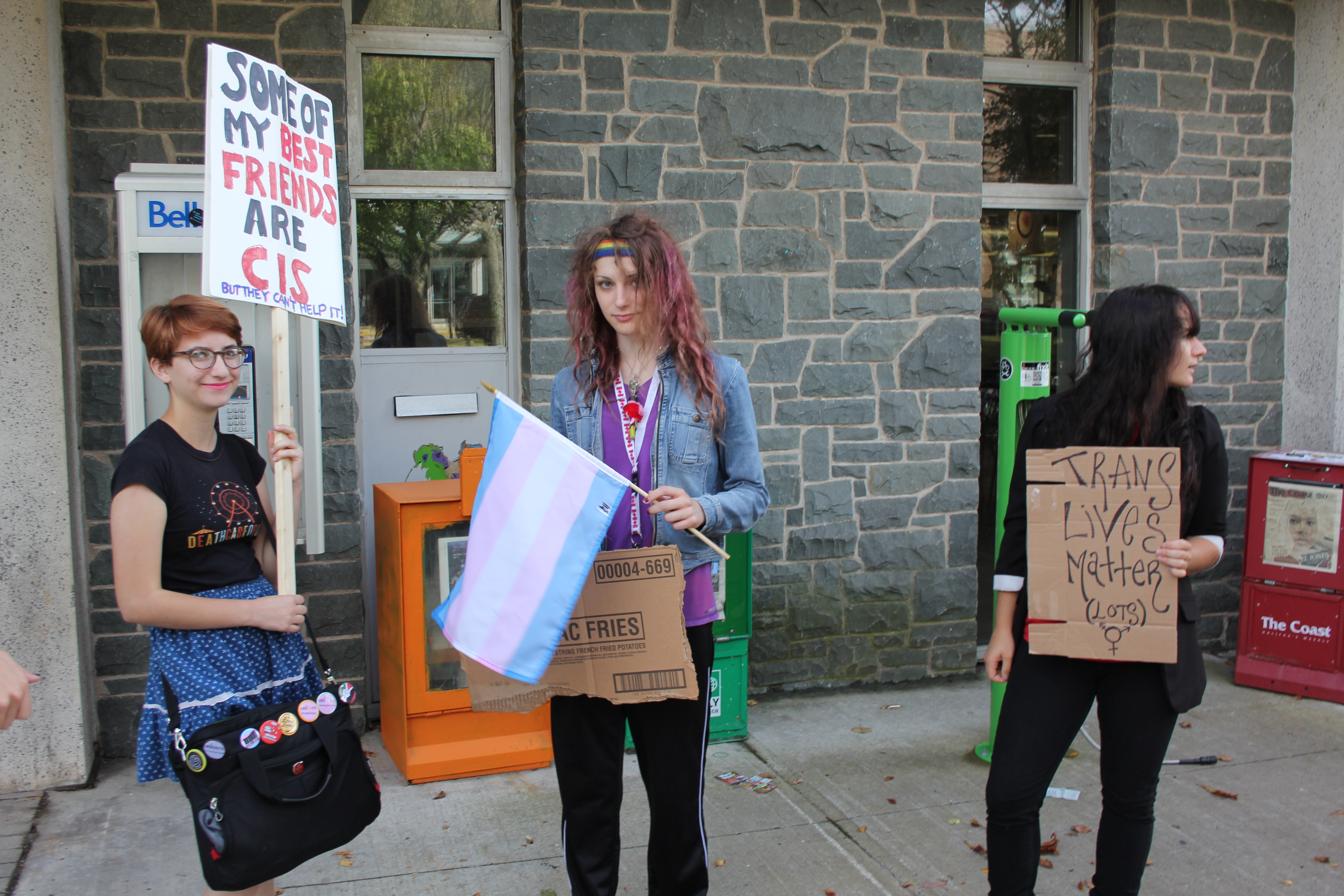 providing support to transgender students on campus And international students and the campus should be  campus services and support  wesley adelaide providing support to men and women of all.