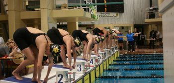 Dal swim teams dominate AUS championships