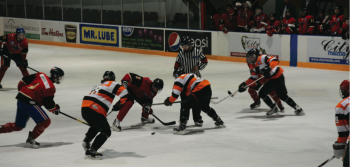 Dalhousie residences raise $17,000 for IWK in charity faceoff