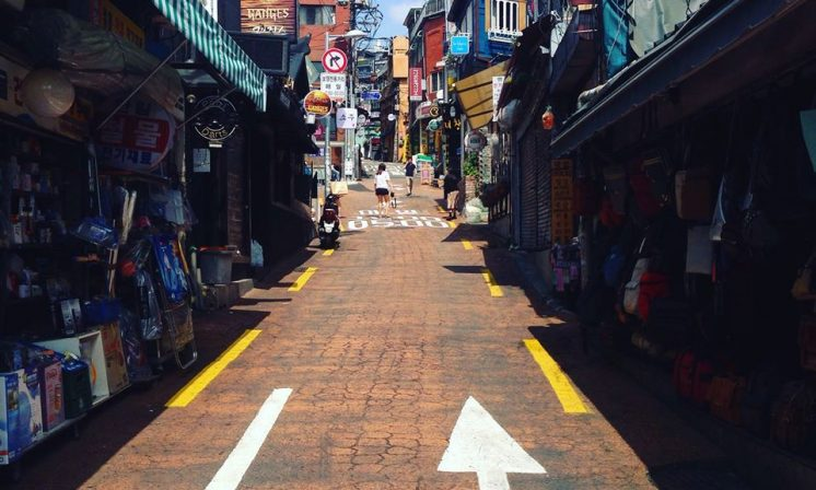 Studying abroad in South Korea