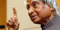 A. P. J. Abdul Kalam. (Photo via Wikimedia Commons)