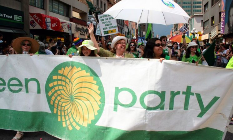 PoSitics, Week 4: The Green Party of Canada