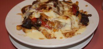 The Esquire Restaurant: Philly steak poutine