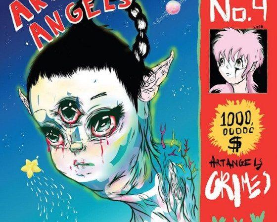 ALBUM: Grimes – Art Angels