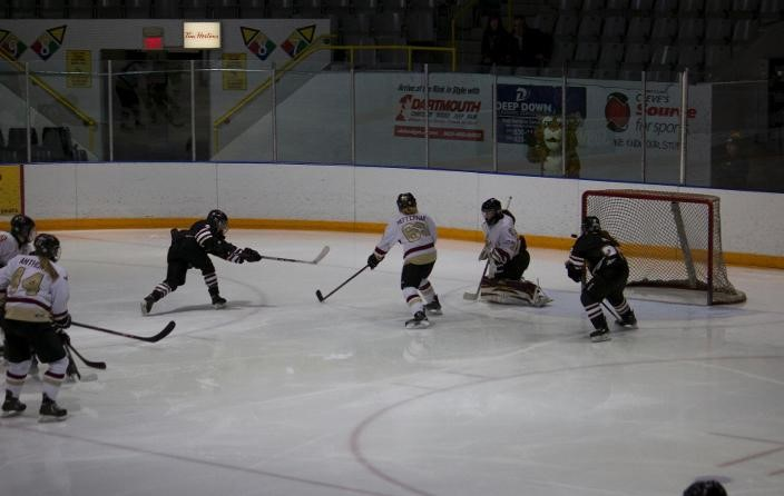 Tigers lose 3-2 to Mounties