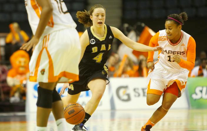 Women's basketball: Tigers fall 69-56 to Capers: eliminated from playoffs