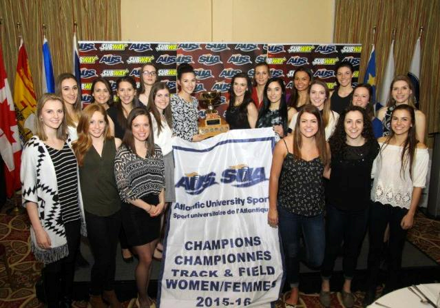 Tigers track and field teams bring home double AUS championships