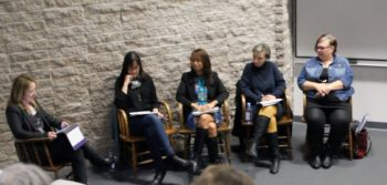 International Women's Week panel portrays the complainant's side of Ghomeshi trial