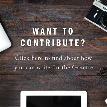 Contribute to the Gazette