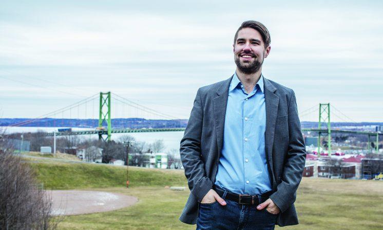 Candidate Profile: Brenden Sommerhalder