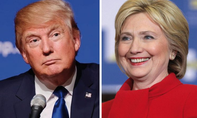 Clinton vs. Trump: two American stereotypes against each other